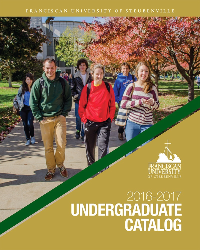 Franciscan University Campus Map.Franciscan University Smartcatalog Www Academiccatalog Com